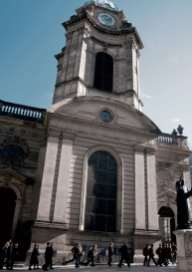 Cathedral Photograph for Barclays