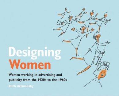 Designing Women, Ruth Artmonsky, Book Design