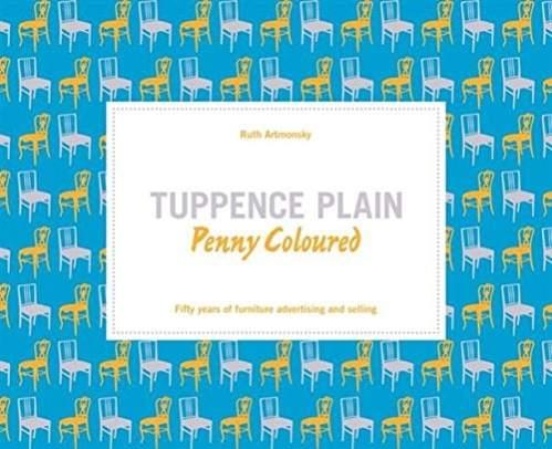 Tuppence Plain, Ruth Artmonsky, Book Design