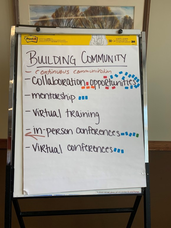 Building Community 2