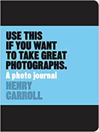 Photography gift - Photo Journal