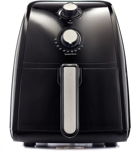 Bella Electric Air Fryer 2.6 Quarts used for making the falafels