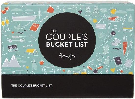 Couples Bucket List on Amazon for $49.99