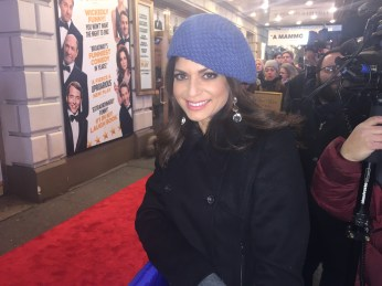 Tamsen Fadal, It's Only A Play Opening