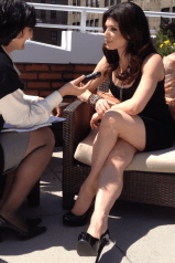 Moves Magazine interview with Tamsen Fadal