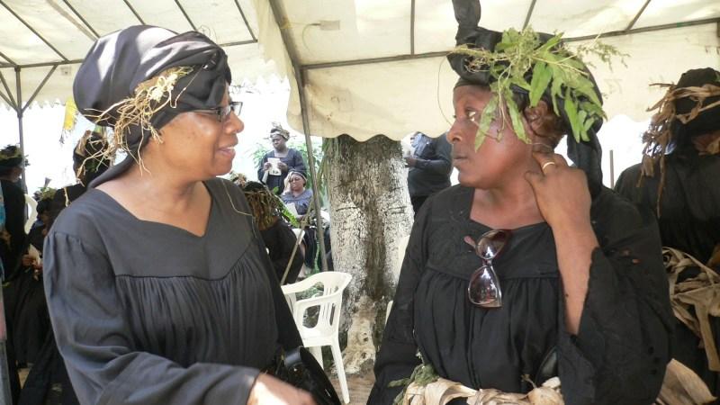 LES RITES DE VEUVAGE AU CAMEROUN,UNE  VÉRITABLE SCÈNE DE FORMATION POUR LA FEMME