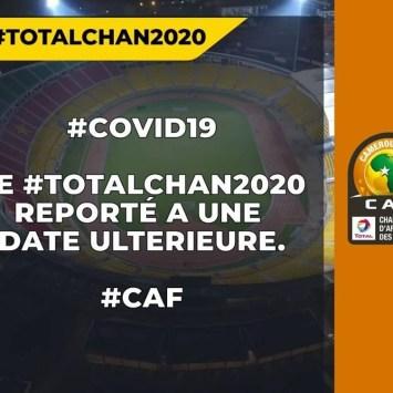 Le CHAN 2020 reporté pour cause de Coronavirus