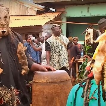 A la découverte du Nkouogang, Une danse traditionnelle, initiatique, mystique et magique de l'Ouest Cameroun