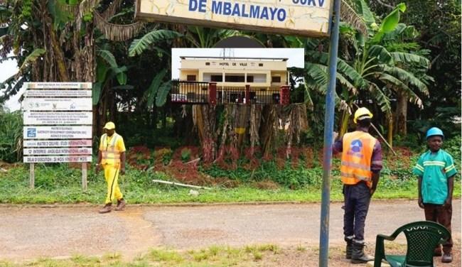 Mbalmayo désormais baptisé « Ville de grâce »