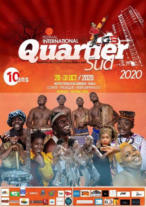 Le Festival International Quartier du Sud ouvre les portes de sa 8e édition