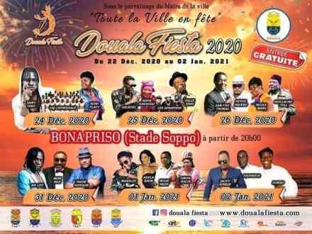 Les populations de Douala vibrent au rythme de la première édition de Douala Fiesta