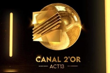 Les nominés de Canal d'or acte 13
