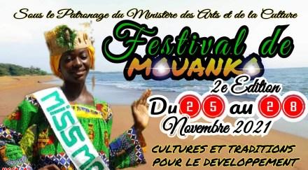 Le Festival de Mouanko ouvre les portes de la 2e édition
