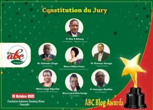 Jury Abc blog Awards