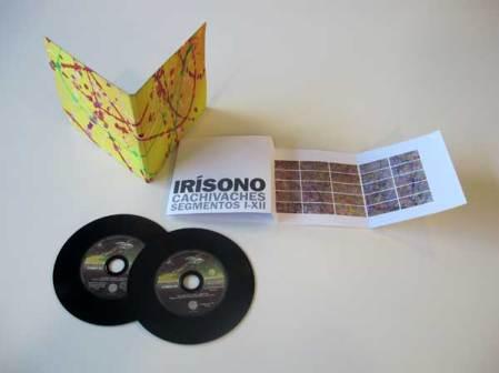Edición del disco.