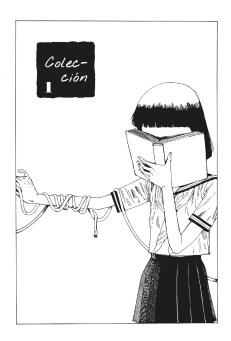 Primer capítulo del cómic de Shintaro Kago Fuente ECC Ediciones