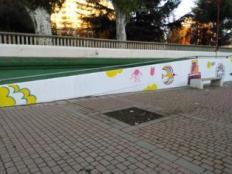 Taller de arte urbano