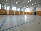 Tiêu âm phòng tập thể dục với gỗ tiêu âm 2