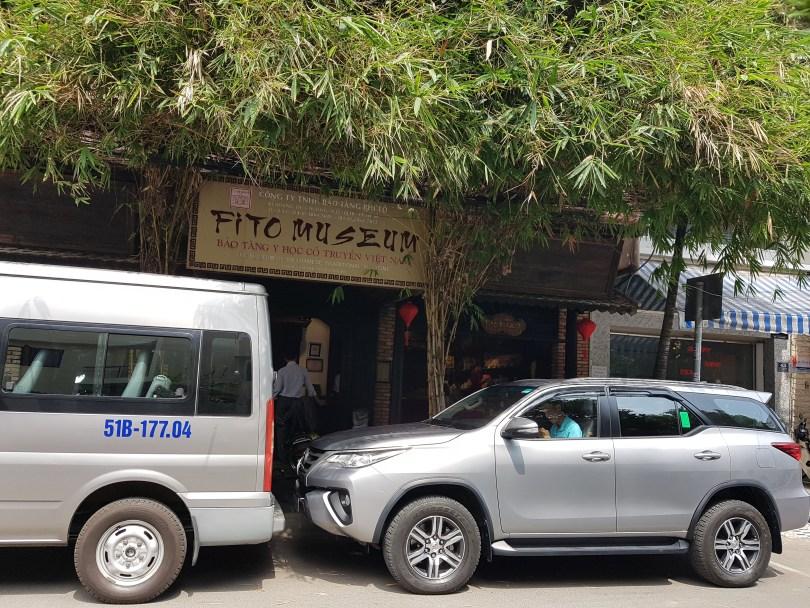Hệ thống kiểm soát vé tự động Bảo Tàng Y Học Cổ Truyền Việt Nam