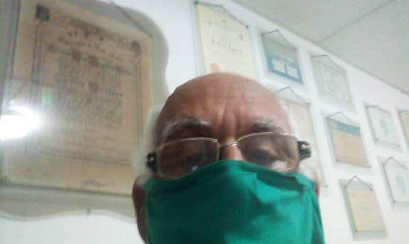 Dr. Hernán Rugeles, presidente de Fundahovig invitó al alcalde a unir esfuerzos a favor de la salud del municipio