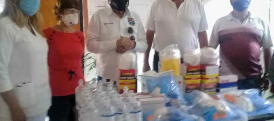 Ejecutivo regional atendió demandas sanitarias del municipio Guaraque