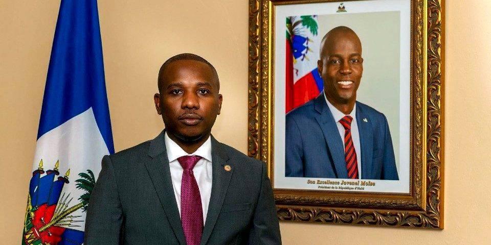 Claude Joseph informó que se espera la recuperación de la primera dama, Martine Moïse, para realizar las honras fúnebres del mandatario en Haití