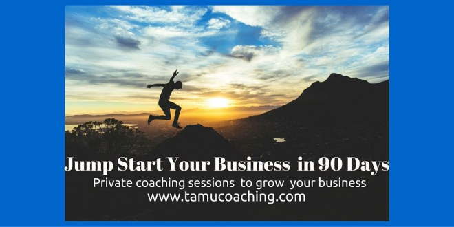 Jump Start Your Business in 90 Days
