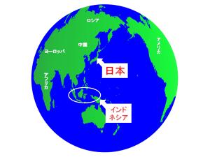 図1(地球)