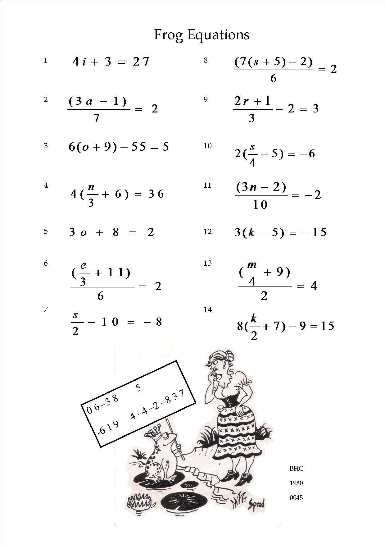 Math 127 Complex Numbers Worksheet