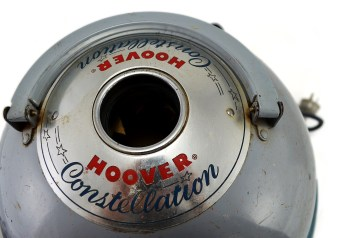 Hoover Constellation Vacuum Cleaner c1957