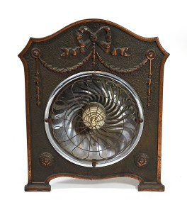 Hecla Heater 'Fire' - Imperial, Single Cone, c1924