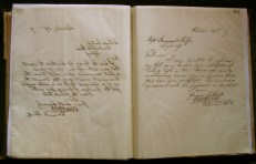 Council Letterbook, 1888-1890