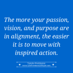 Day 16 – Taking Inspired Action