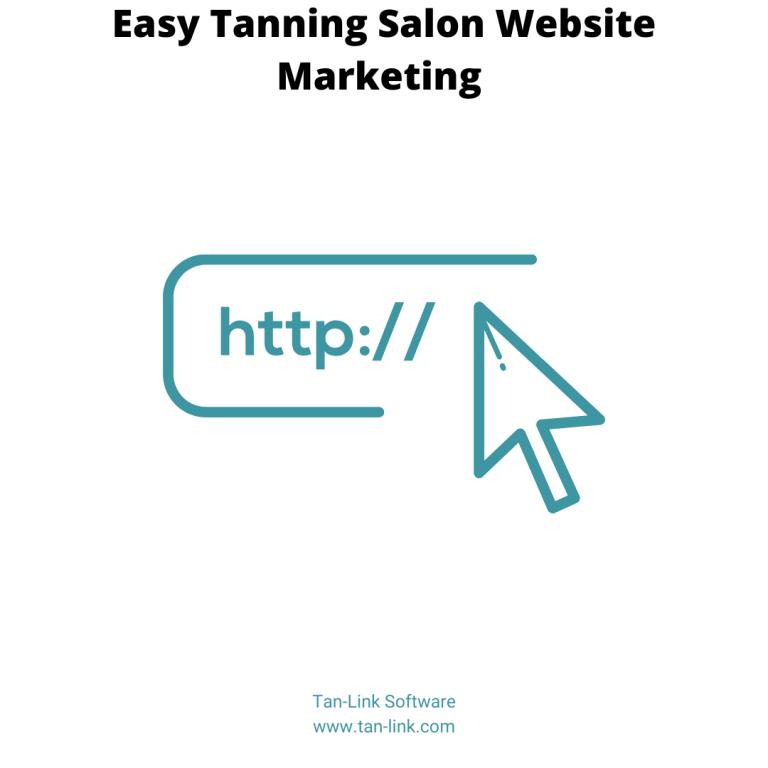 Tanning Salon Website Marketing