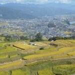 姨捨(おばすて)| 長野県千曲市