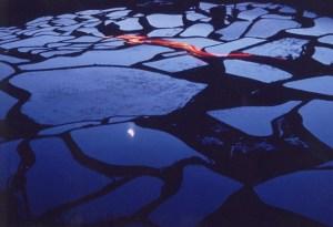 「家路」新潟県中里村 撮影者:野沢恒雄 撮影地:新潟県中里村