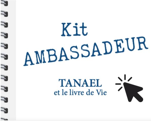 Soyez ambassadeur de Tanael