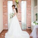 おうちスタジオ 白ドレス2