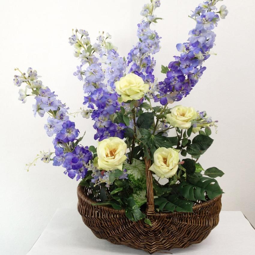 造花 アレンジメント