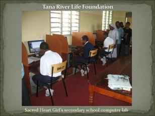 Computer Lab of Sacred Heart Girls' Secondary School
