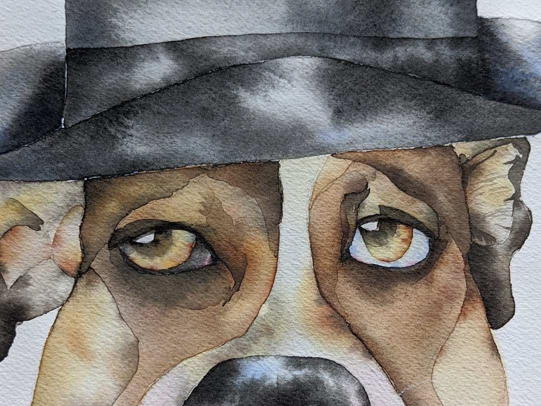 Animal Watercolor Painting Tutorial – Thrope