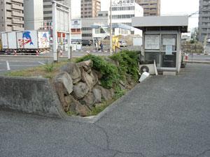 東外堀石垣