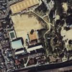 福山城周辺地図