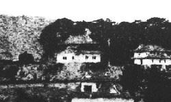 明治初期の月見櫓