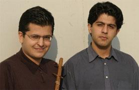 امير حسين سام+اشكان كمانگري