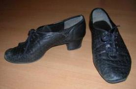 """Co se """"normálních"""" dámských tanečních bot týká b7f0b9374d"""