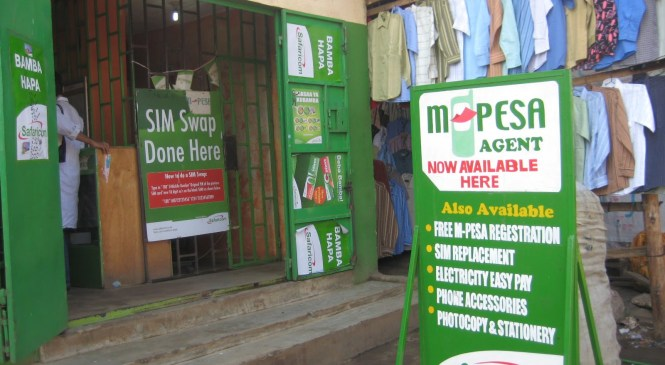 More Africans adopt banking services through mobile phones