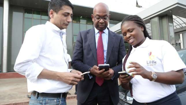 Safaricom launches ride-hailing app called Little Cab