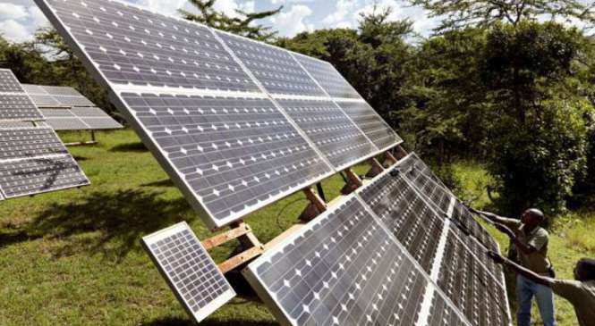 African Communities looks to Solar Technology