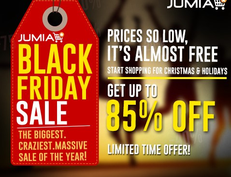 Jumia Black Friday promotes e-Commerce in Africa